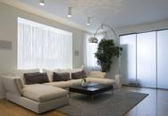 Cải tạo phòng 60 m² cho vợ chồng trẻ