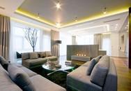 15 phong cách nội thất cho phòng khách rộng