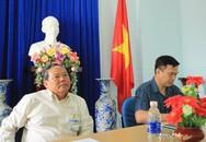 Phó Tổng cục trưởng Hồ Chí Hùng làm việc tại Phú Hoà (Phú Yên)