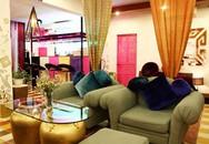 Căn nhà rực rỡ của nhà thiết kế Võ Việt Chung