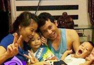 Khoảnh khắc gia đình Hà Hồ hạnh phúc nô đùa bên Subeo
