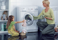 Chiêu vệ sinh máy giặt hoàn hảo