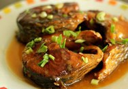 Lạ miệng ngon cơm với cá kho nước cốt dừa