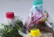 Mẹo bảo quản rau quả đơn giản, hữu ích
