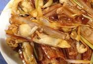 Đi ăn hải sản, ốc móng tay xào ngon rẻ ở dốc Hàng Than