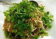 Nếm miến trộn Thái Lan, bò nhúng giấm phố Nguyễn Biểu