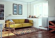 Căn hộ 37 m2 tiện nghi