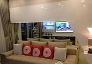 Phi Thanh Vân khoe khéo căn hộ siêu sang sắp mua