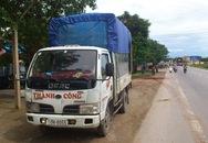 Ngủ gật tài xế xe tải cán chết 2 phụ nữ