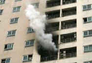 Cháy cao ốc 34 tầng ở Hà Nội