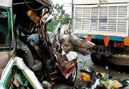 Tai nạn thảm khốc 2 người chết, 13 người trọng thương