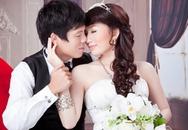 Ảnh cưới lãng mạng của tuyển thủ Hoàng Lâm