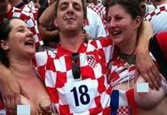 Cổ vũ Euro bằng… khoe hàng