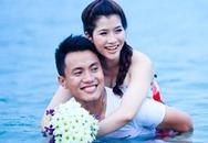 Ảnh cưới lãng mạn của cầu thủ Anh Tuấn