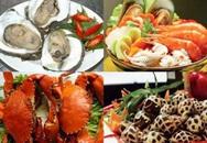 Cảnh giác giun sán ở hải sản tươi sống
