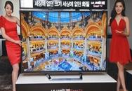 Tivi LG lớn nhất thế giới, giá 450 triệu