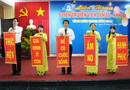 Kiên Giang: Ngày hội của đội ngũ cán bộ dân số cơ sở