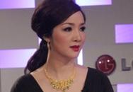 """Hoa hậu Giáng My và câu chuyện """"hôn ghế thần tượng"""""""