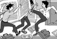 Nữ sinh dàn cảnh cướp, đánh ghen thay bố