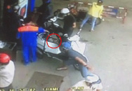 Tên cướp táo tợn giật túi trong cốp xe của khách đổ xăng
