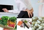 Thực phẩm ngăn ngừa và chữa đau lưng