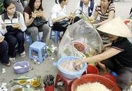 Quản lý thức ăn đường phố: Không phải tiền mà là ý thức
