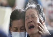 Nỗi đau kinh hoàng sau thảm họa nổ gas ở Cao Hùng