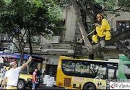 Tận mắt chứng kiến Tôn Ngộ Không đại náo trên phố Trung Quốc