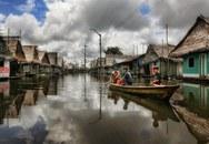 Khám phá thành phố bí ẩn nhất nằm giữa rừng Amazon