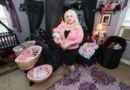 Lạ lùng người phụ nữ sống cùng 300 con búp bê