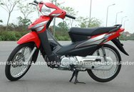 Honda Wave100S: Cải tiến để tiến lên