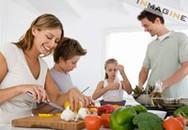 10 lời khuyên vàng trong ăn uống, chế biến thực phẩm