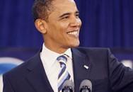 Barack Obama thẳng tiến về Nhà Trắng