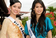 Hoa hậu Hoàn vũ 2008: Vẻ đẹp châu Á đang chiếm ưu thế