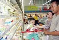 Thuế nhập khẩu giảm, nhưng sữa chưa hạ giá