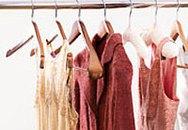 Mẹo sắp xếp tủ quần áo gọn gàng