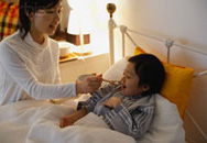 Trị tiêu chảy ở trẻ em