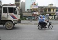 """""""Đua xe"""" với thanh tra giao thông"""