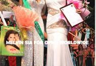 Miss Venezuela và Canada đoạt giải Người mặc áo dạ hội đẹp nhất