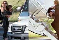 Brad Pitt và Angelina cấm con xem phim bạo lực