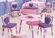 Thiết kế phòng theo độ tuổi của bé
