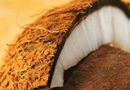 Ăn nhiều dừa: Coi chừng!