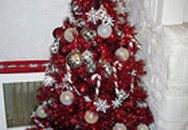 8 ý tưởng cho cây thông Noel