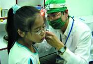 Viêm tai giữa - căn bệnh rất thường gặp ở trẻ em