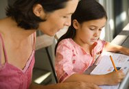 Giúp con học ở nhà hiệu quả