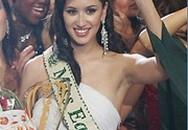 Tân Hoa hậu Trái đất: Lấy bằng tiến sĩ hay làm hoa hậu?