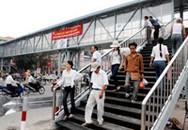 Xây hàng loạt cầu bộ hành ở Hà Nội