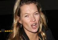 Kate Moss mất đồ tại sân bay