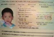 Pax Thiên Jolie đã có hộ chiếu