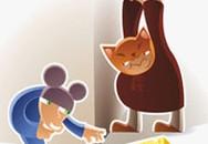 Vài cách diệt, đuổi chuột